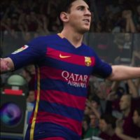 Lionel Messi. Foto:EA Sports