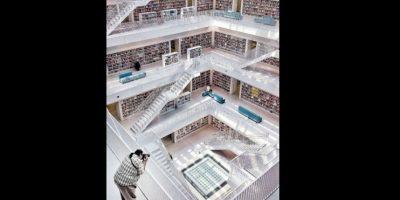 Primer lugar en la categoría Arquitectura Foto:Christian Frank