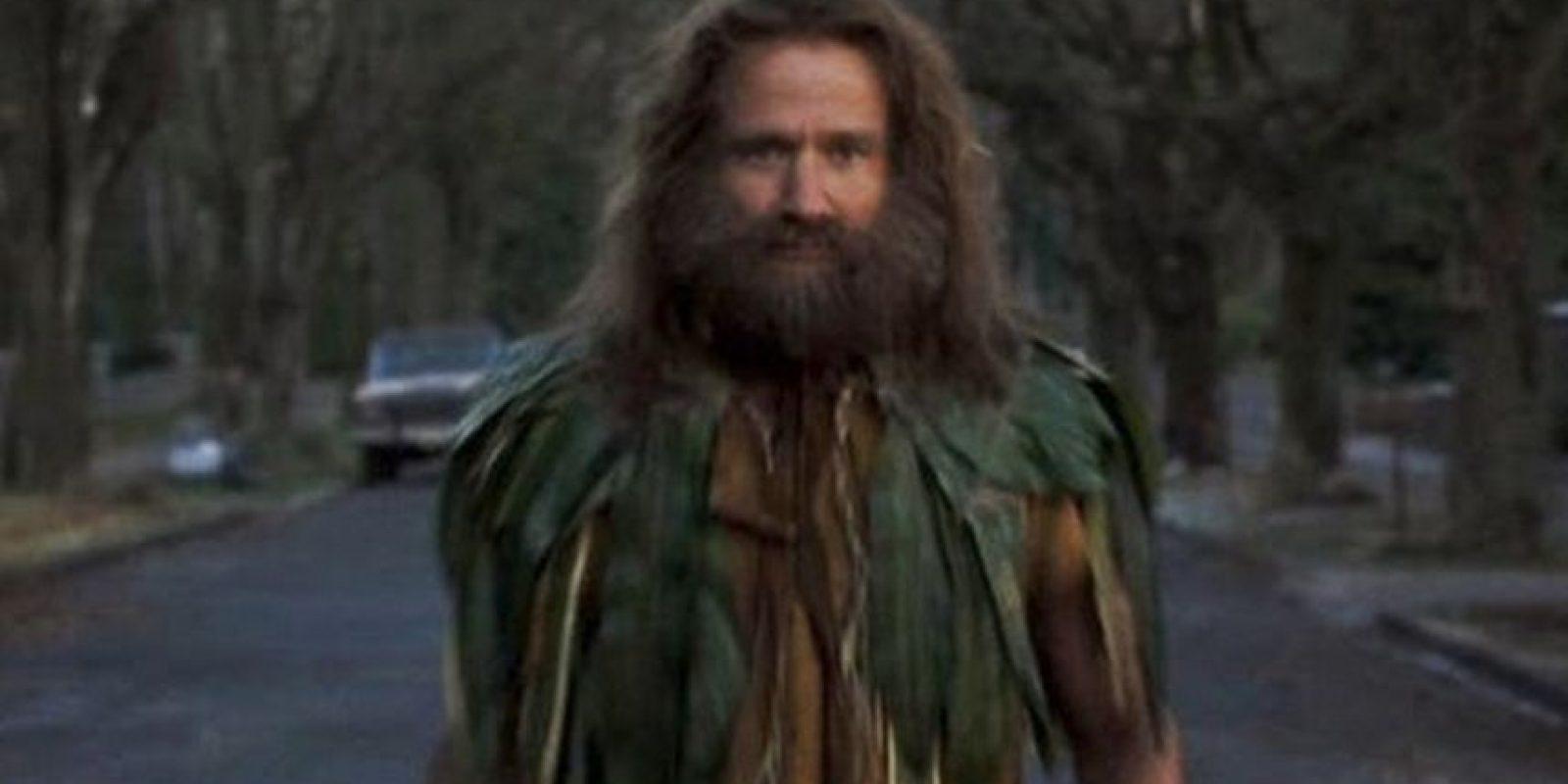 "Le dio vida a ""Alan Parrish"" Foto:Vía imdb.com"