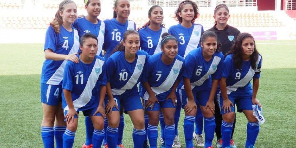 Guatemala suma su segundo triunfo en el eliminatorio de Uncaf