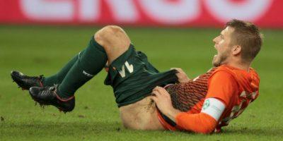 Con 28 años, este alemán juega en el Wolfsburgo de Alemania. Foto:Getty Images