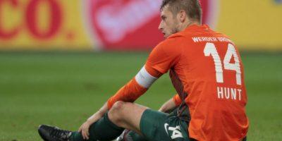 7. Aaron Hunt (Fútbol) Foto:Getty Images