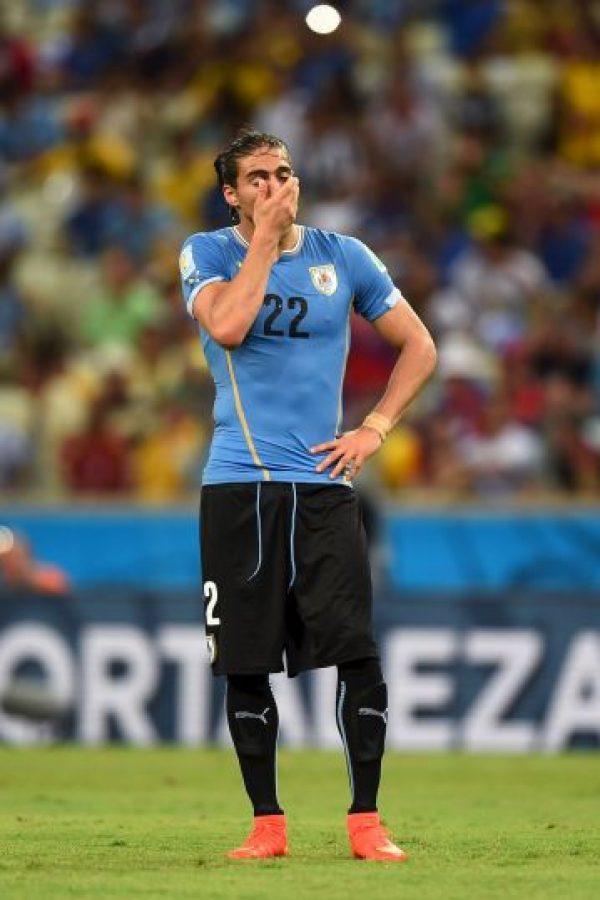 Este defensa central uruguayo juega en la Juventus. Foto:Getty Images