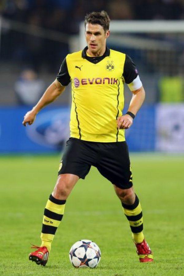 5. Sebastian Kehl (Fútbol) Foto:Getty Images
