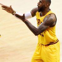 El basquetbolista estadounidense juega en los Cleveland Cavaliers. Foto:Getty Images