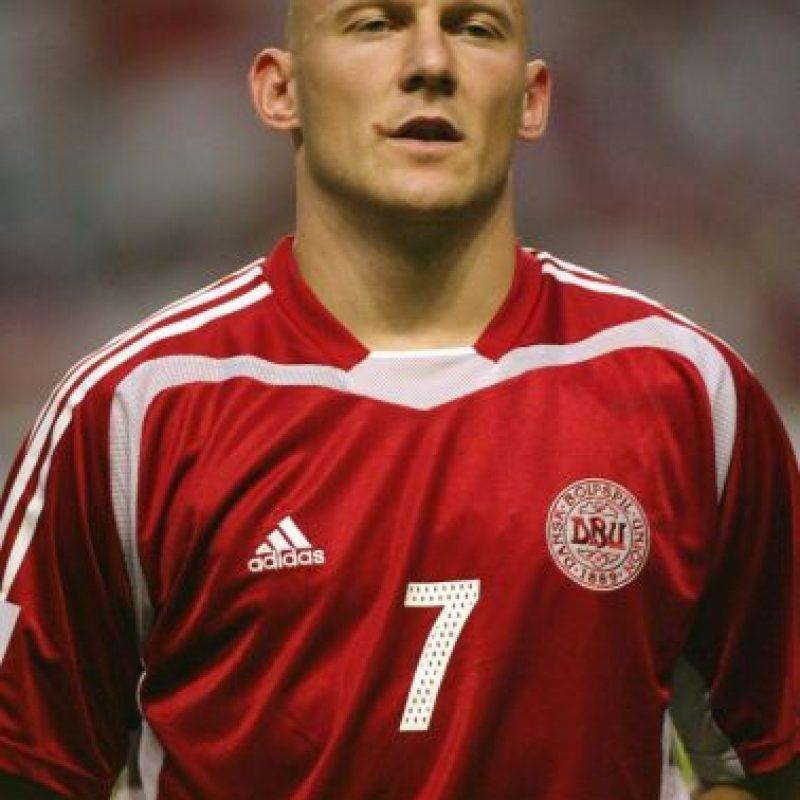 8. Thomas Gravesen (Fútbol) Foto:Getty Images