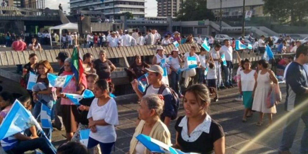 Gobernación recibe notificación de una #MarchaLíder para estas fechas