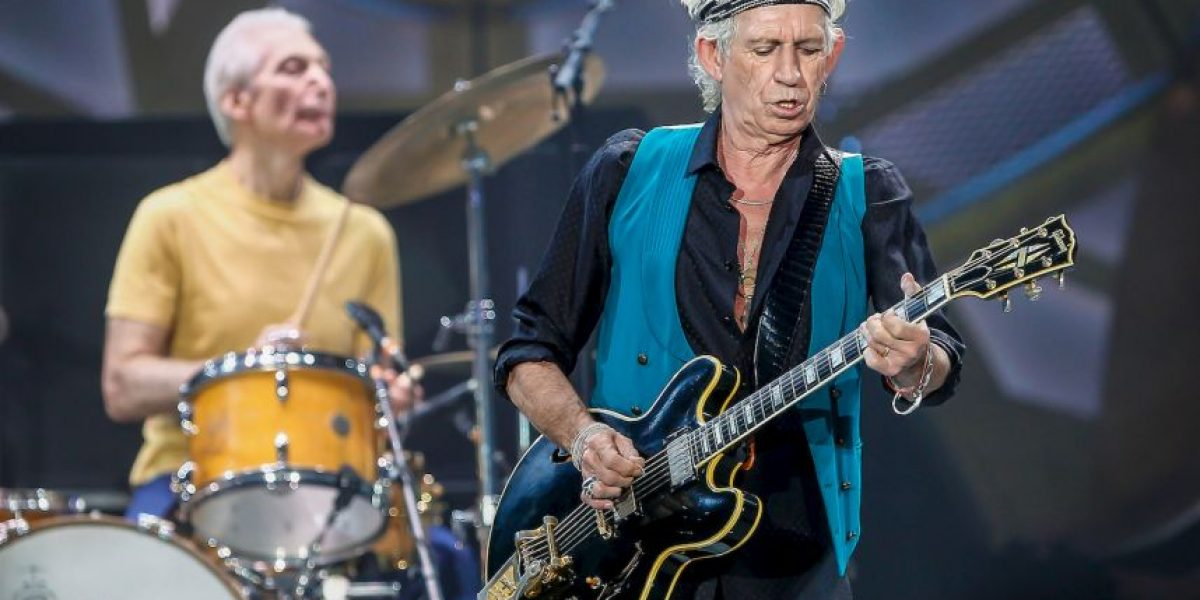 Keith Richards calificó como