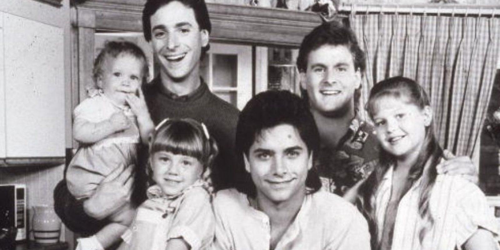 """Candace Cameron era la famosa """"DJ"""", hermana mayor de las chicas Tanner en """"Full House"""". Foto:vía Getty Images"""