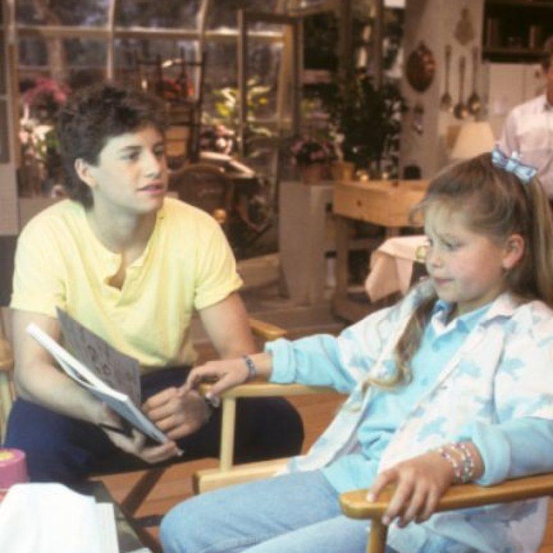 Ella es hermana del también actor Kirk Cameron. Foto:vía Getty Images