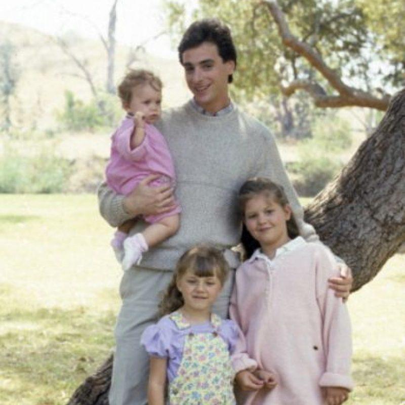 Impresionó tanto a los productores, que duró hasta 1995 en la serie. Foto:vía Getty Images