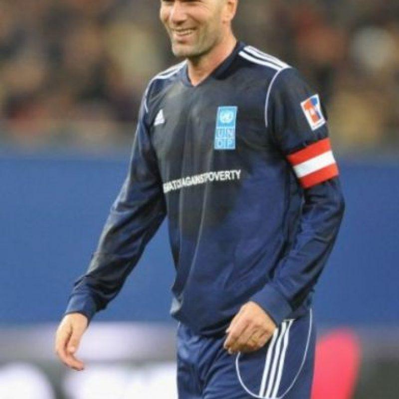 En 2010 fue embajador de la candidatura de Qatar para albergar el Mundial de 2022. Foto:Getty Images
