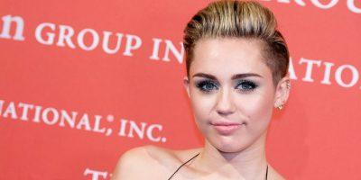 Taylor Swift no es una persona del agrado de Miley Cyrus. Foto:Getty Images