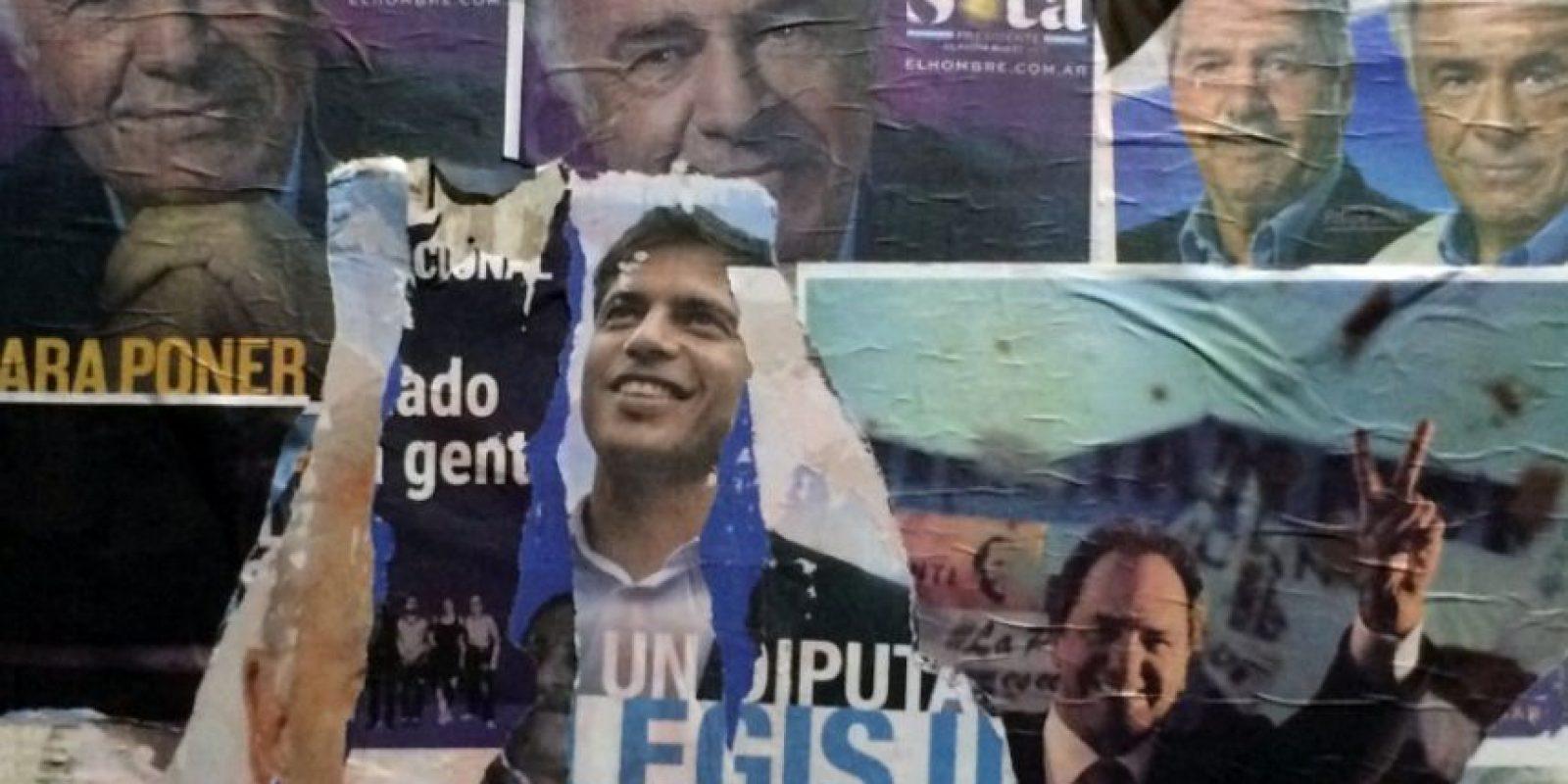 En caso de que un candidato no alcance más del 45% de la votación total, habrá segunda vuelta electoral. Foto:AFP
