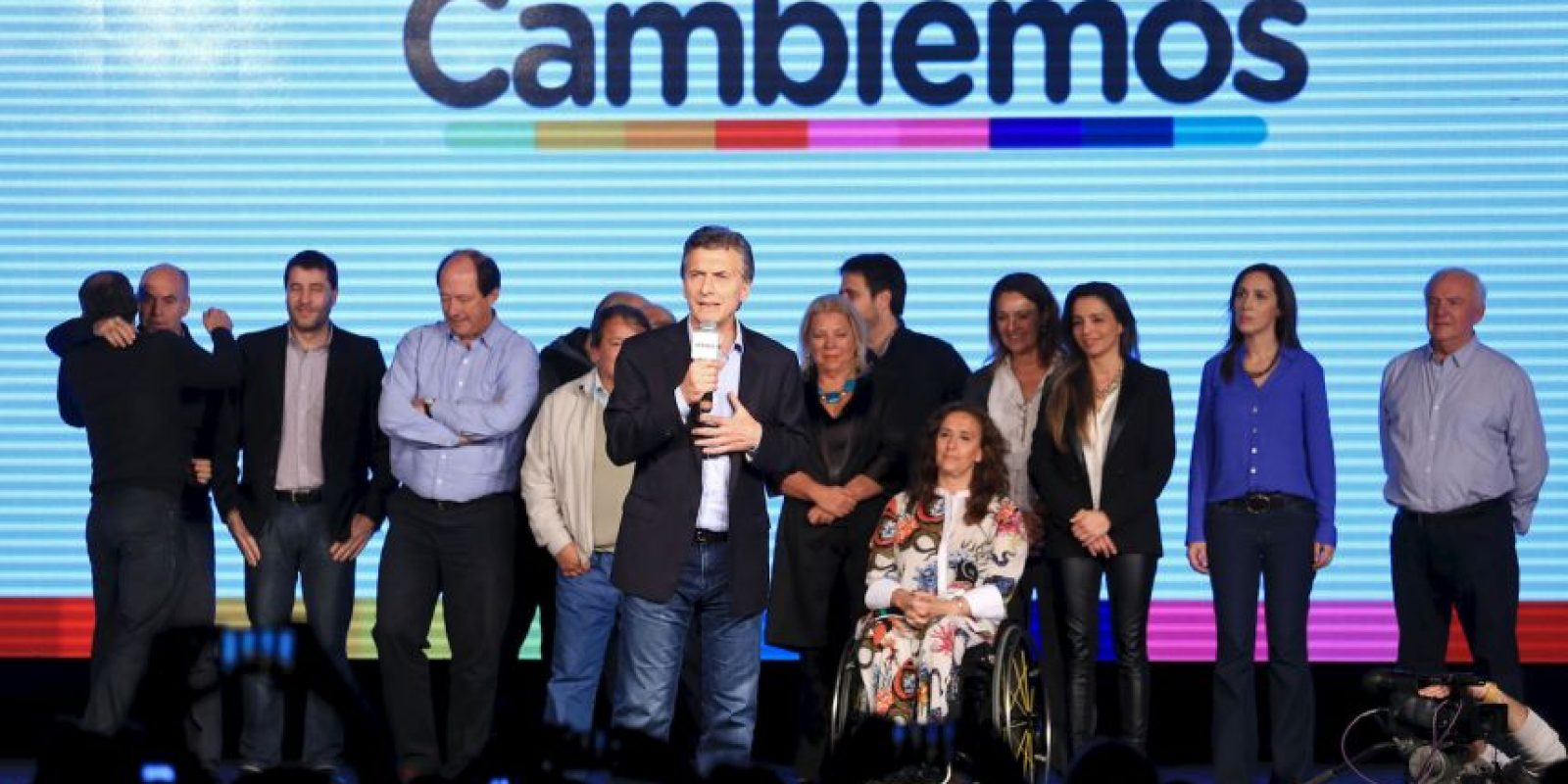 Este es el inicio de la campaña presidencial Foto:AFP
