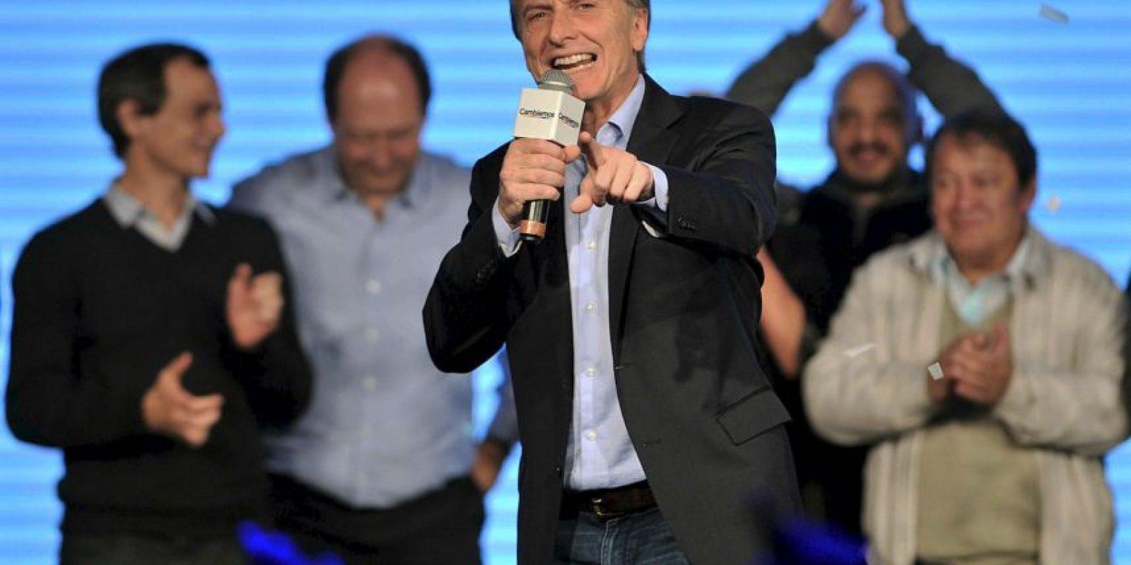 Las primera vuelta de las elecciones presidenciales se realizará el 25 de octubre Foto:AFP
