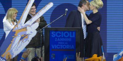 Daniel Scioli fue el gran ganador Foto:AFP