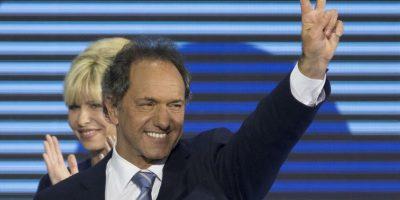 Es el candidato oficialista y se convirtió en el más votado Foto:AFP