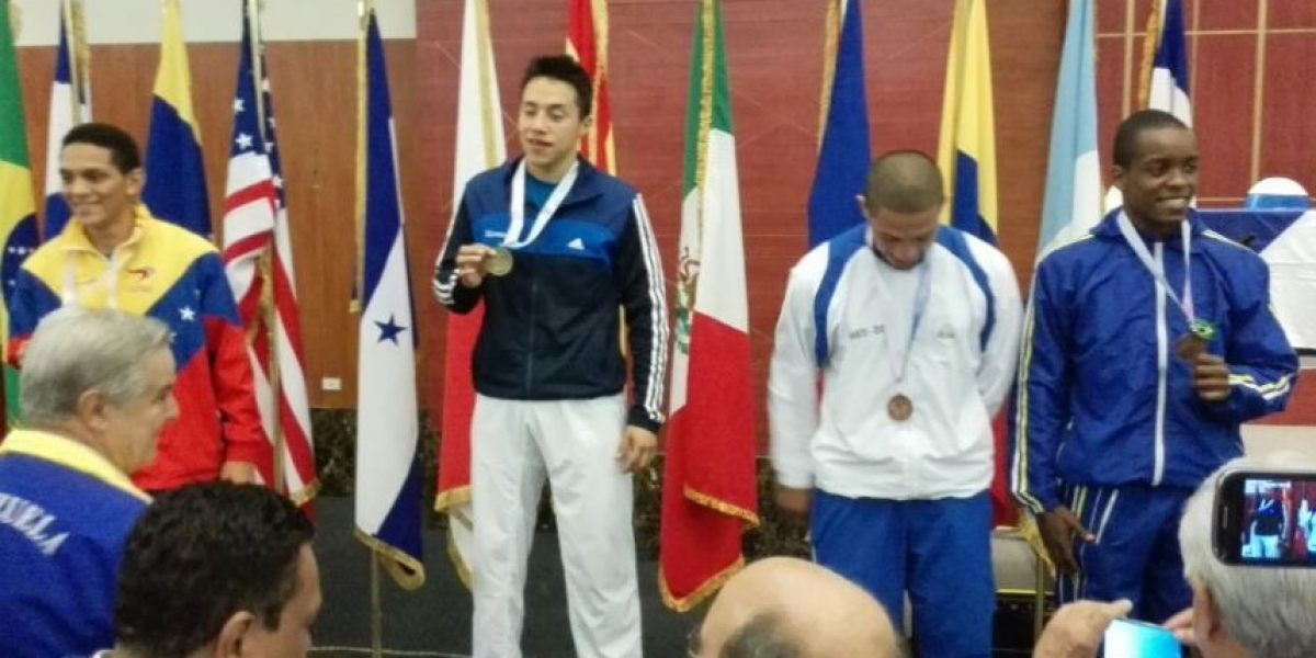 Karatecas guatemaltecos brillan en Iberoamericano