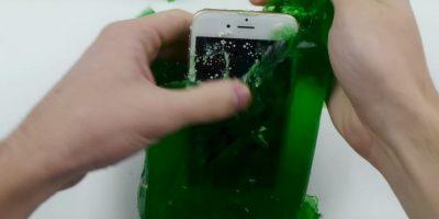 La dejaron reposar en el refrigerador por 24 horas. Foto:TechRax