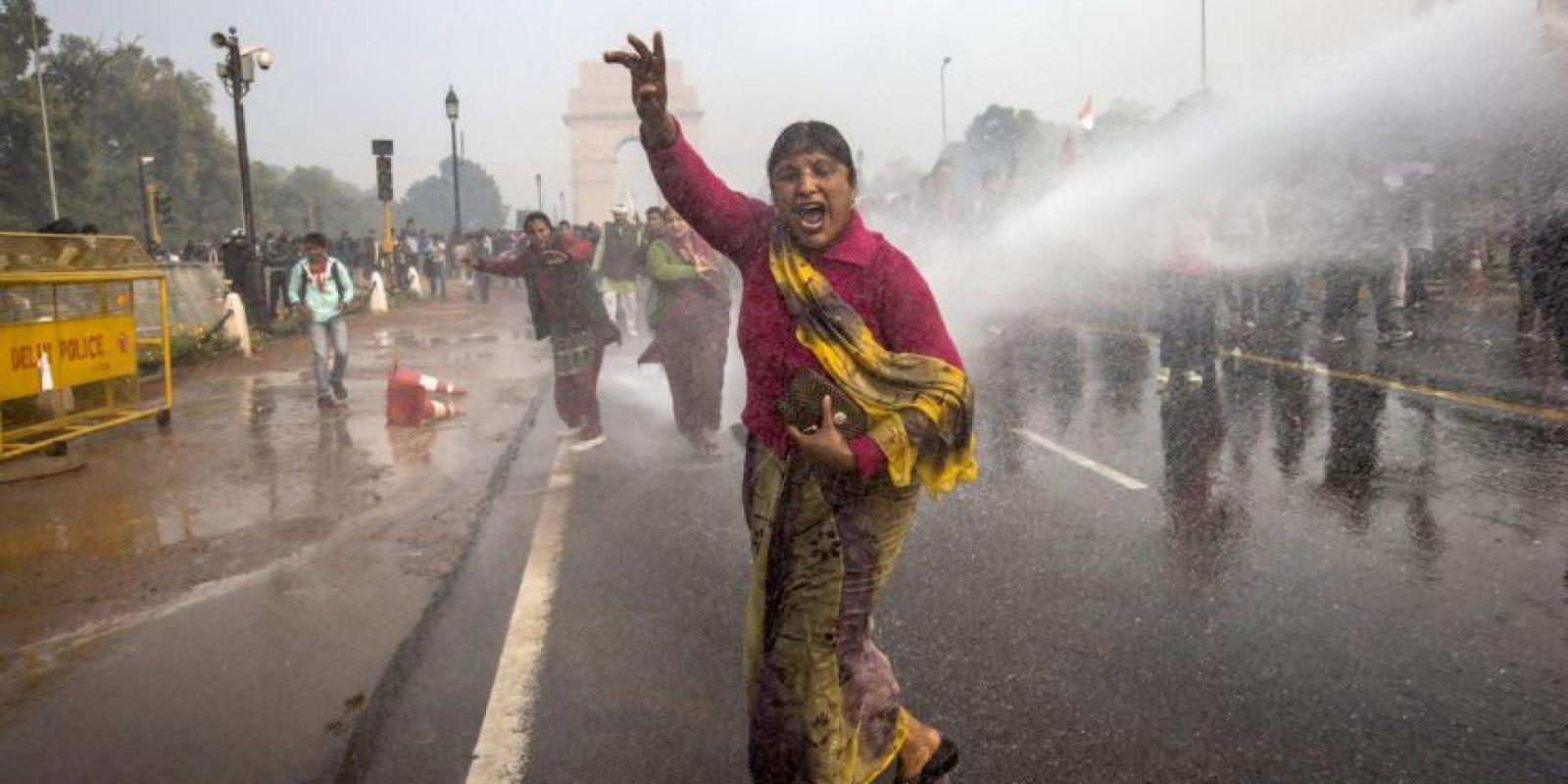 De acuerdo al informe del NCRB, Nueva Delhi es la ciudad en donde más casos existen Foto:Getty Images