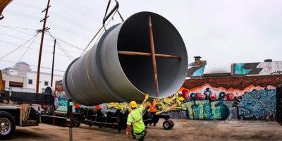 Hyperloop, el tren supersónico que alcanzará los mil 200 kilómetros por hora