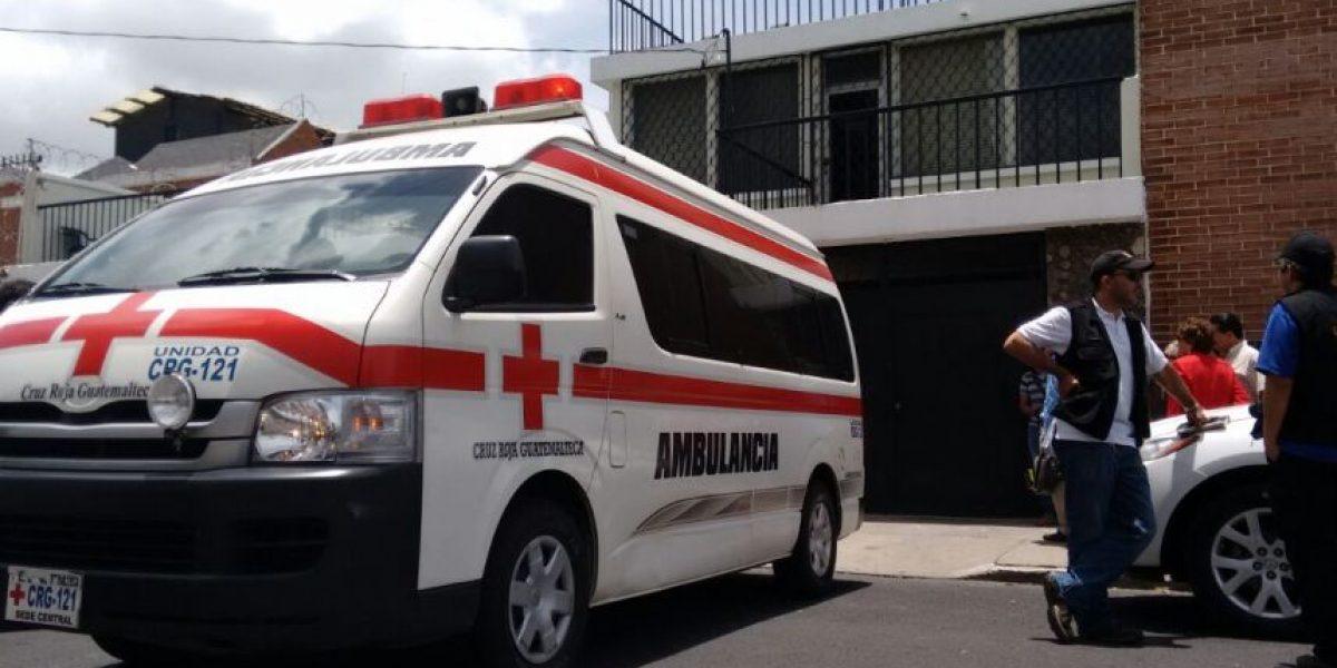 Ríos Montt estuvo una semana en hospital privado de la zona 13