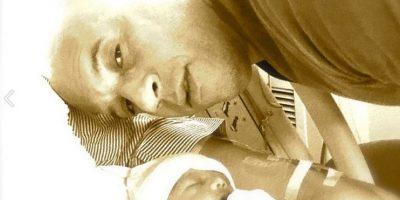 Pero en la íntimidad de su hogar, es un tierno y cariñoso padre. Foto:vía facebook.com/vindiesel