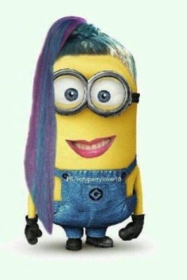 Katy Perry Foto:vía facebook.com/katyperrylover16