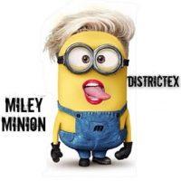 Miley Cyrus Foto:vía facebook.com/DistrictEx