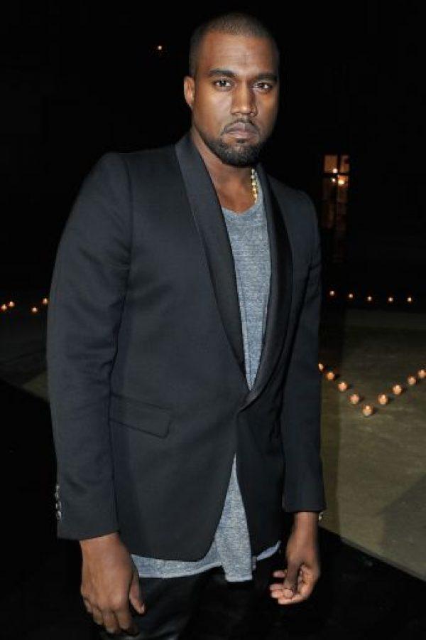 Al rapero lo conocemos asi, sin sonrisas y con una constante mueca de inconformidad Foto:Getty Images