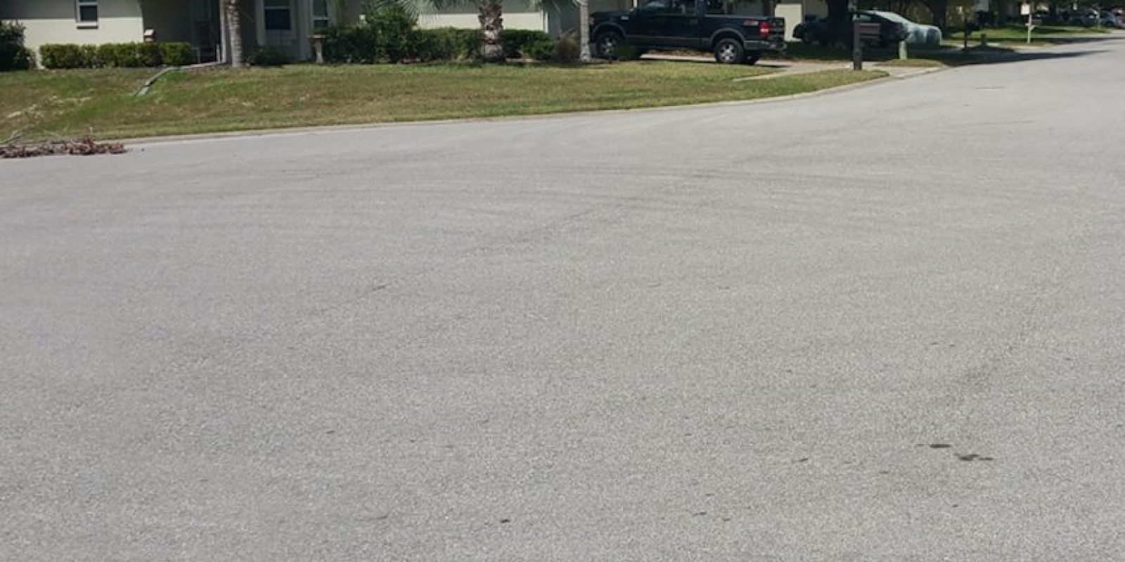 Así se ve ahora el estacionamiento Foto:Reddit/Voodrew