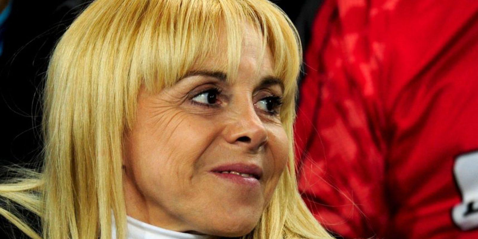 """En declaraciones a Canal América de Argentina, Maradona aseguró que Villafañe es una """"ladrona"""", y si se comprueba esto, tiene que ir a la cárcel. Foto:Getty Images"""