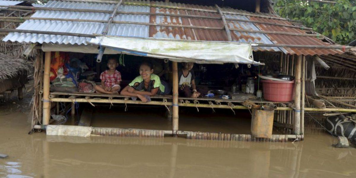 FOTOS: Así se vivieron los desastres naturales en el mundo esta semana