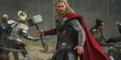 """Fuera de las cámaras, el poderoso """"Thor"""" es el padre más consentidor de la galaxia. Foto:IMDB"""