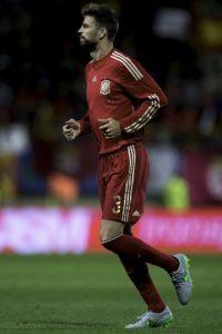 Ganó el Mundial de Sudáfrica 2010 con la Selección de España Foto:Getty Images