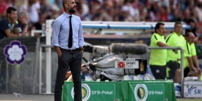 2. Josep Guardiola busca agrandar más su nombre Foto:Getty Images