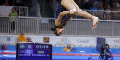 Luego del bronce que obtuvo en Toronto 2015, Gómez se enfoca en obtener un cupoo en Rio 2016. Foto:Fernando Ruiz
