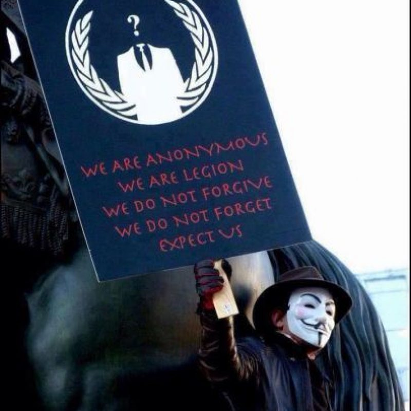 Foto: Facebook Anonymous