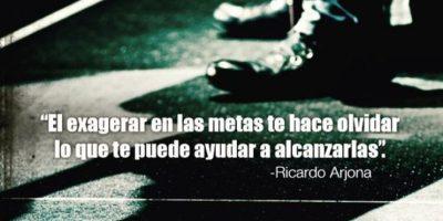Foto:Ricardo Arjona Twitter