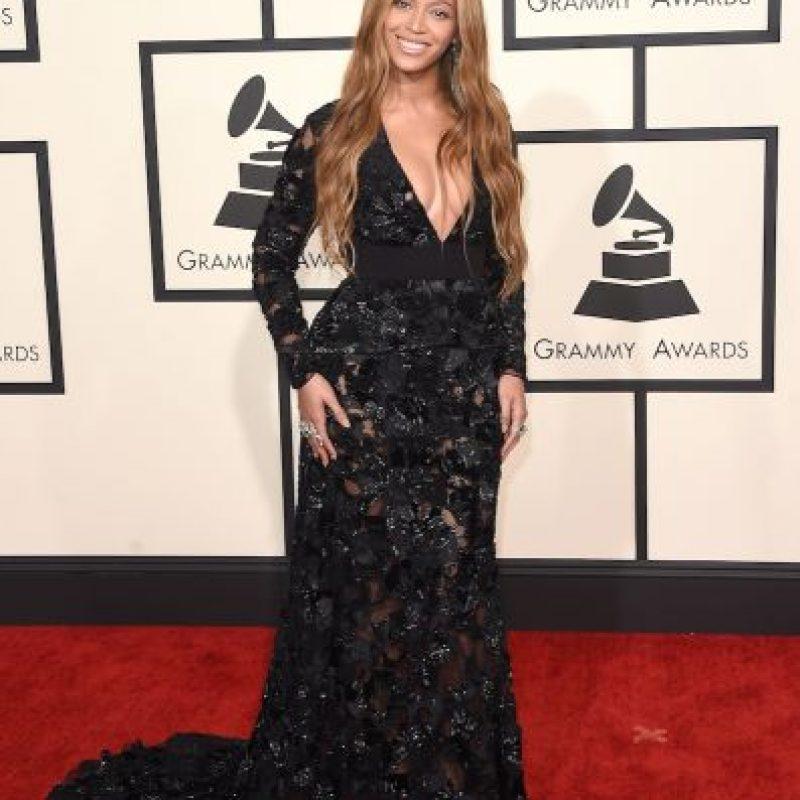 """Beyoncé es la tercera mujer de color en protagonizar la portada de la revista """"Vogue"""". Foto:Getty Images"""
