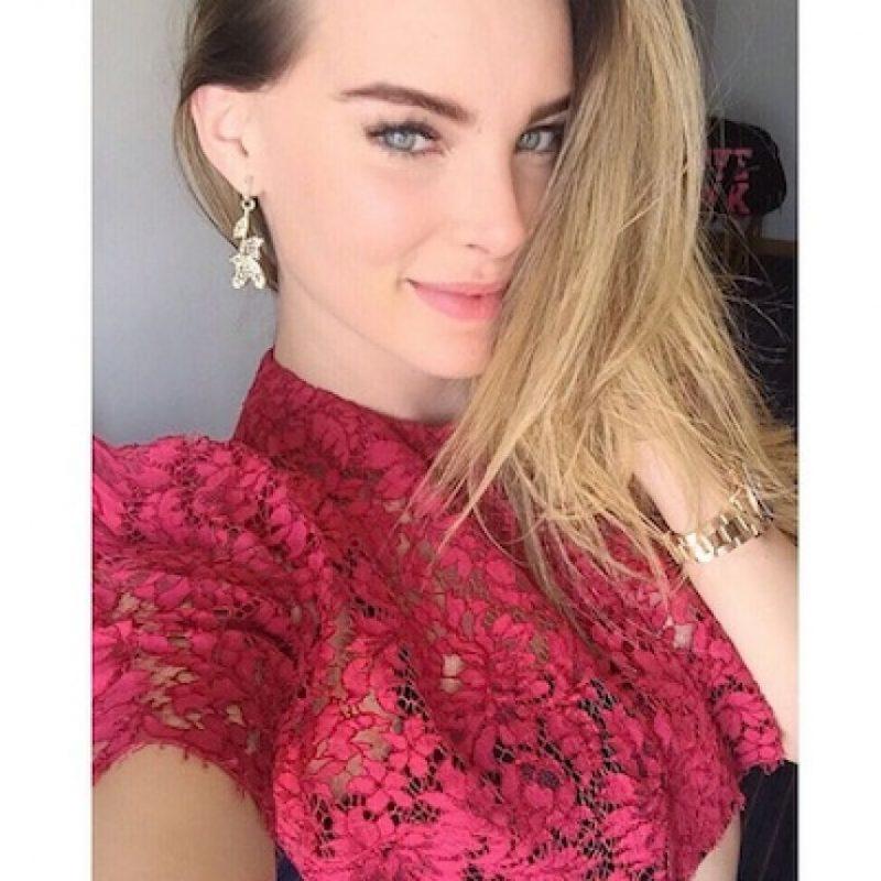 Meses después, la prensa mexicana aseguró que Belinda estaba embarazada. Foto:Instagram/Belindapop