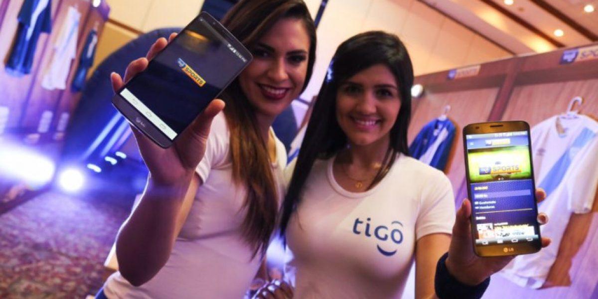 Tigo Sports, una nueva app para los amantes del deporte