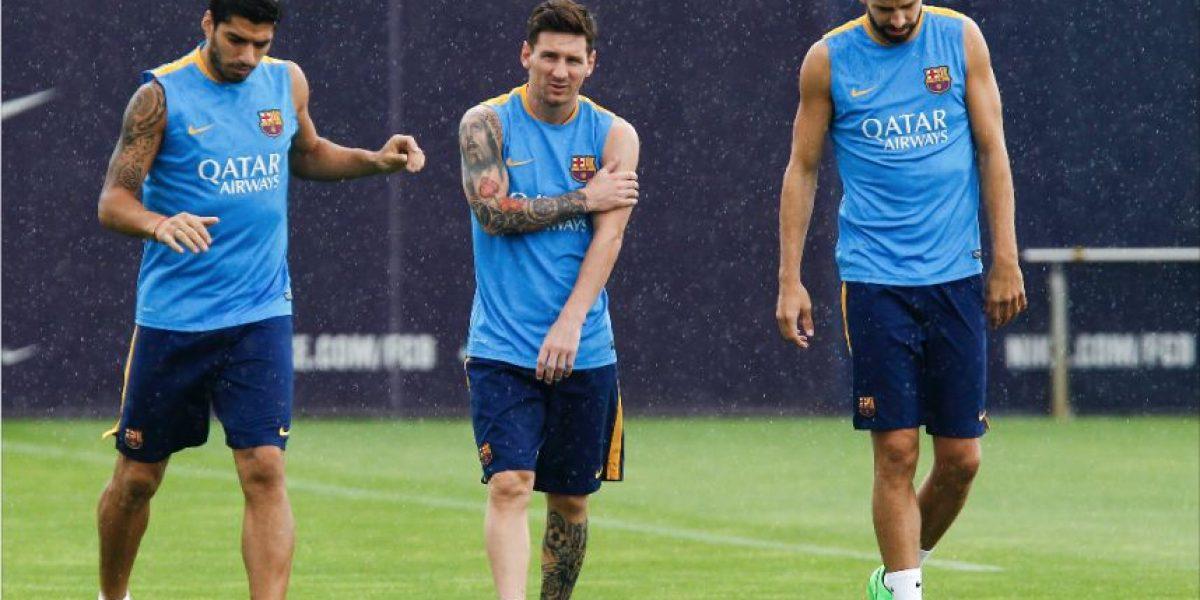 El Barcelona disputará en pocas horas su próxima Supercopa