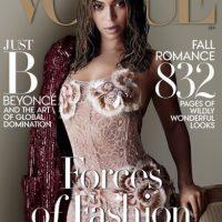 """Beyoncé protagoniza la portada de la revista """"Vogue"""", la edición edición más importante del año. Foto:Revista """"Vogue"""""""