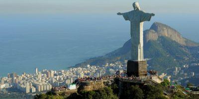 El objetivo de los drones será rastrear la esclavitud laboral en la región de Rio de Janeiro Foto:Getty Images
