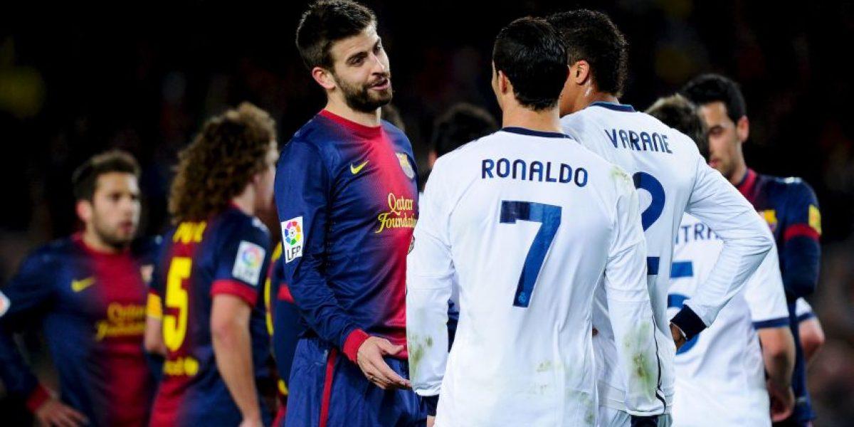 Máxima rivalidad: Referente del Barcelona insulta al Real Madrid