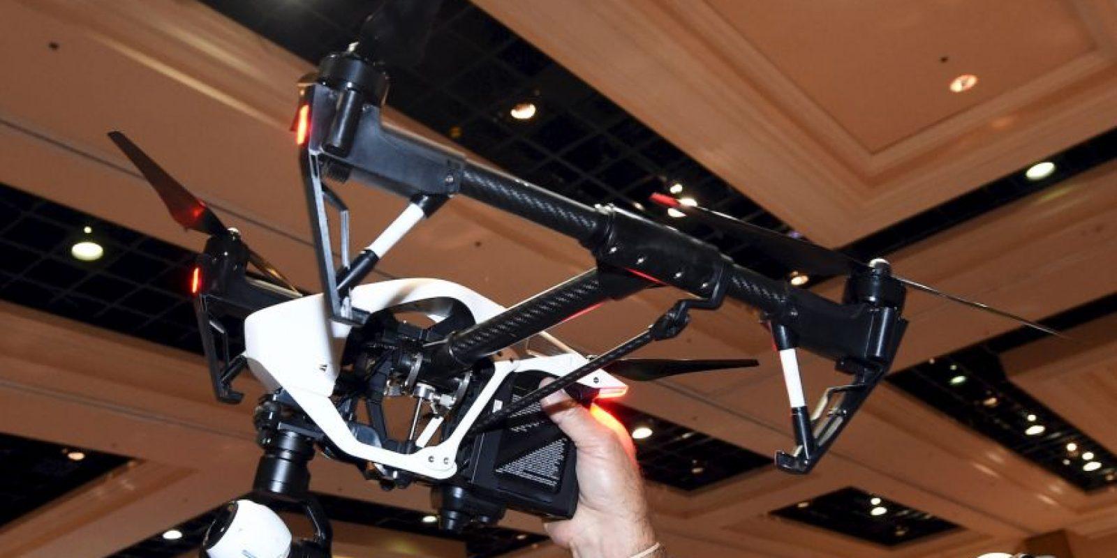 Los vuelos de los dispositivos durarán 20 minutos. Se espera que durante el mes de agosto se comiencen el trabajo con los drones. Foto:Getty Images