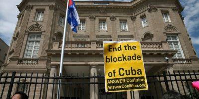 En su texto Castro no mencionó nada acerca del restablecimiento de relaciones diplomáticas con Estados Unidos. Foto:Getty Images