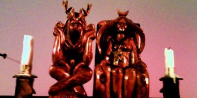 Supuestamente, como se ve en el video, tenía seis demonios. Foto:vía Tumblr